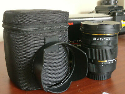 Sigma EX 17-50mm f/2.8 OS HSM DC Lens For Canon. MINT CONDITION