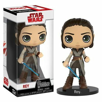 Star Wars The Last Jedi REY Wobbler Bobble Head