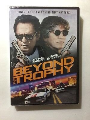 Beyond the Trophy (DVD, 2014) New & Authentic
