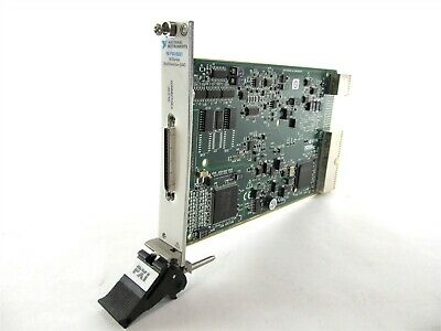 National Instruments NI PXI-6221 M Series Multifunctional DAQ I/O Analog Module