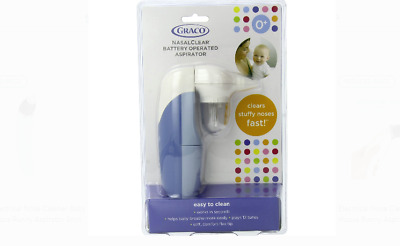 Graco Baby Nasal Clear Aspirator  Battery Operated  New