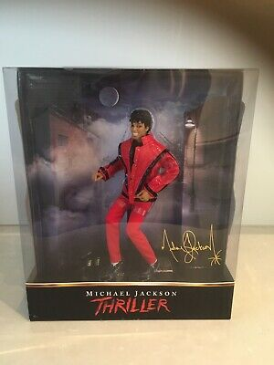 Collectible Michael Jackson Thriller Doll