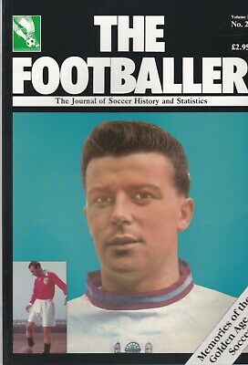 The Footballer Magazine Issue Number 16 ~ Millwall / Wolves / Walsall