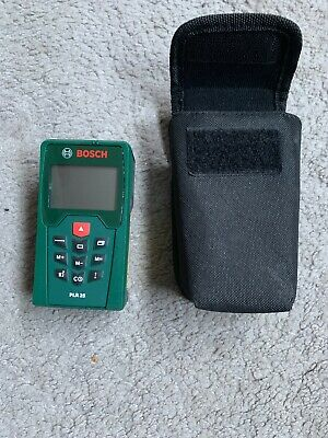 BOSCH PLR 25 DIGITAL LASER MEASURE with CASE NEW BOXED