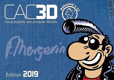Livre Bd Cac3D Margerin And Co Lucien