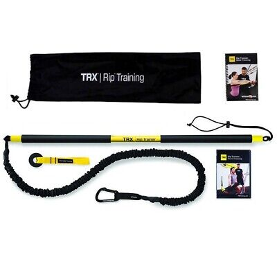 TRX Rip Trainer Professional Training Fitness Workout Core Exercise Home Gym