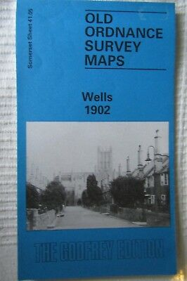 Old Ordnance Survey Map Wells 1902