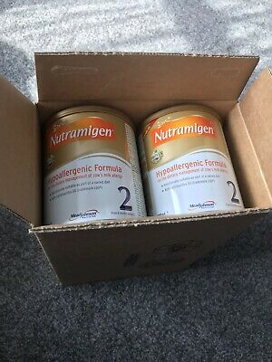 Nutramigen 2 with LGG x10 Tins