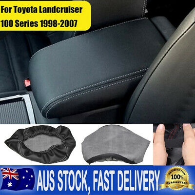Car Console Lid Cover Fit For 1998-2007 Toyota Landcruiser 100 Series Waterproof