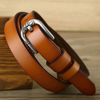 Luxury Leather Waistband Waist Belt Strap Girdle Buckle Clothes Accessories CB