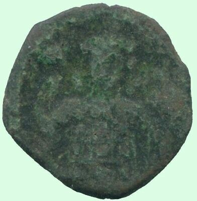AUTHENTIC BYZANTINE EMPIRE  Æ Coin 1.4 g/16.53  mm ANC13596.16