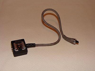 Nikon As-E900 Multi Flash Adapter And Lead For Coolpix 900, 990, 995 And 4500