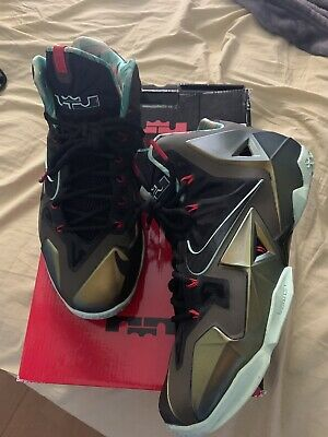 fc6e8b8778ec Nike Lebron 11 XI Kings Pride Sz 9 With Box GREAT CONDITION! Best Price!