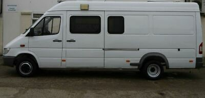 MERCEDES SPRINTER 413 CDI 2003 LWB Multi Use Camper / Day Van ideal  Conversion