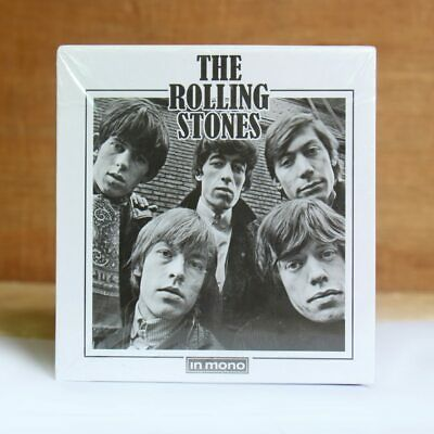 High Quality The Rolling Stones In Mono 15CD Box Set Rolling Stone CD Dropshippe