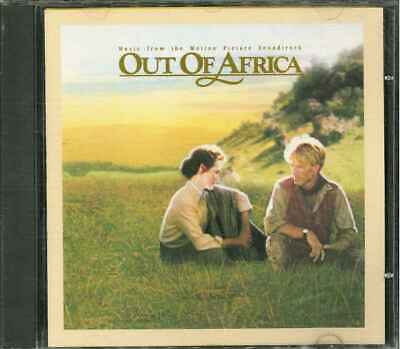 OUT OF AFRICA  (Jenseits von Afrika) Soundtrack-CD