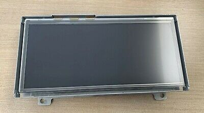 """Jaguar XE, XF, FPACE Touch Screen Display NAV System Single View 10""""  T2H24567"""