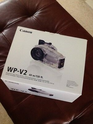 Canon WP-V2 Waterproof Case