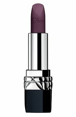Dior Rouge Matte Lipstick 962 Poison  Matte 2016 Edition Full Size New
