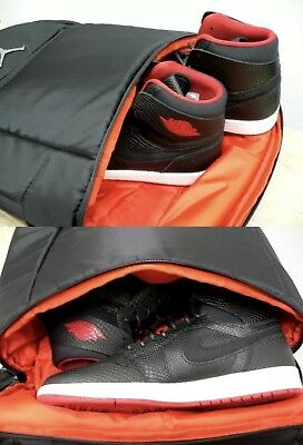 be42d8b19a3 NIKE JORDAN SKYLINE Flight [9A1967-023] Men Backpack Black - $115.95 ...