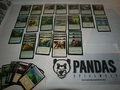 MtG Magic the Gathering g/w Ixalan Dinosaur Deck