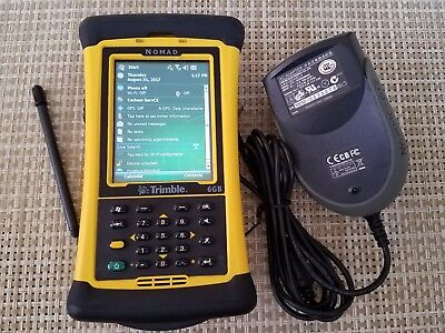 Trimble TDS Nomad 900 Data Collector 6 GB, Survey Pro GNSS