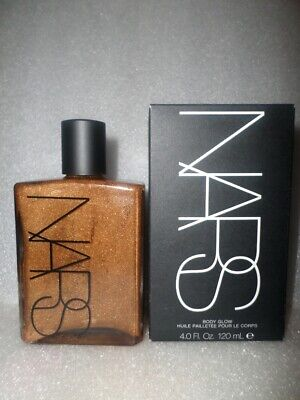 Nars  Body Glow Bronzing For Body & Legs 4 Oz / 120 Ml   2101 New In Box