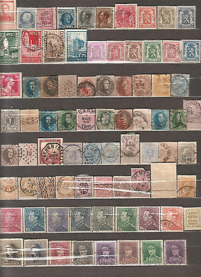 Old Collection Belgium Fine Mix Used-Unused 140 Stamp