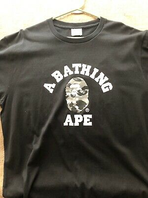 b9629f25 Bape City Camo College Tee Size Xxl Supreme Yeezy Off White A Bathing Ape