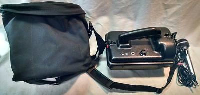 PortaTalk Portable Wired PA System Used Working