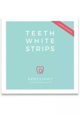 Genuine Spotlight Teeth Whitening Strips - *Award Winning* (28 Strips)
