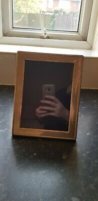 Solid Sterling Silver Photo Frame. Good condition.