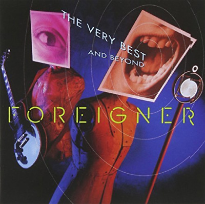 Foreigner-The Very Best...and Beyond (UK IMPORT) CD NEW