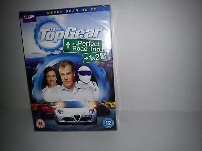 TOP GEAR: THE Perfect Road Trip 2 (UK IMPORT) Blu-ray NEW