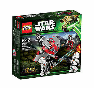 LEGO ® 75001 Star Wars Republic Troopers™ v.Sith™ Troopers Neu OVP New sealed