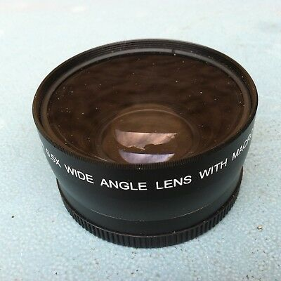 Digital Concepts High Definition 0.5x Wide Angle Lens with Macro , g166
