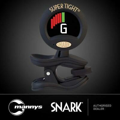Snark ST8 Super Tight Clip-On Chromatic All Instrument Tuner