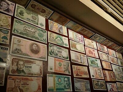 54 world notes  all you see big lot
