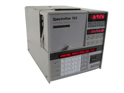 ABI Analytical Spectroflow 783 Programmable Absorbance Detector System Kratos