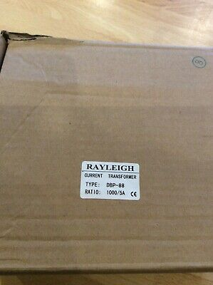 1  X Rayleigh DBP-88 Moulded Case Current Transformer