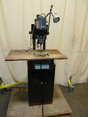 Challenge Paper Drilling Machine - 115v 1/3 HP - With Bits