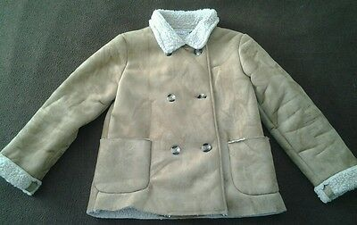 Blouson manteau veste hiver CFK fille 8 ans Jacket Coat Winter Girl Size 8 Years