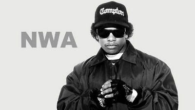 159574 Straight Outta Compton Ice Cube MC Ren HIPHOP Decor Wall Poster Print AU