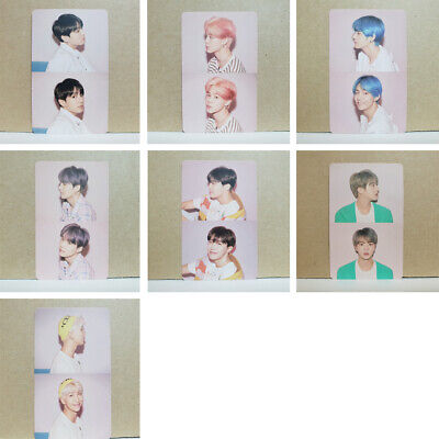 BTS Persona BTS Map Of The Soul Album Ver.1 Photocard Select Option