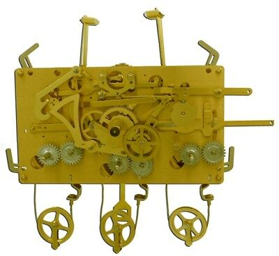 Urgos Grandfather Clock Movement ONLY UW66020 for project set of 1