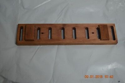GRANDFATHER CLOCK SEAT BOARD for Hermle movement 1161 or 1171 for project
