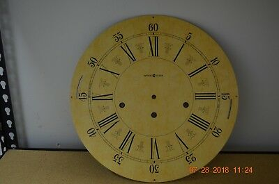 Howard Miller GRANDFATHER CLOCK DIAL from Model 610-901 for project