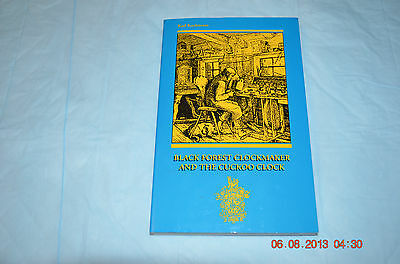 BLACK FOREST CLOCKMAKER AND THE CUCKOO CLOCK BY Karl Kochmann 1998