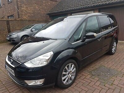 2008 Ford Galaxy diesel manual,1 owner from new, H. services till 2018,new MOT
