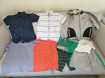 Boys NEXT, Boden, TU, Marks and Spencer Adidas Clothes Bundle Size 11 - 12 Years